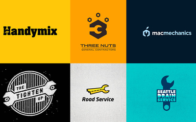 Design you a professional logo with unimited revision