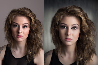 Provide professional photo retouching for your portrait photograph