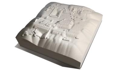 Prepare 3D model for CNC milling