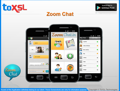 develop iOS chat app
