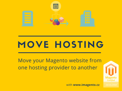 Move your Magento website from one hosting to another in 1 day