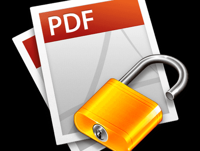 Unlock your pdf: for printing; modifying and coping!