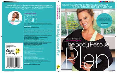 Design your Print ready book cover (Front, back & Spine)
