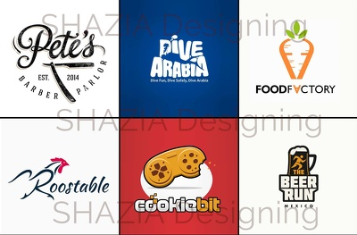 Design Logo, business card, letterhead, envelope, leaflet, sticker & Website Homepage