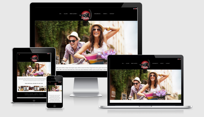 Make a responsive WordPress website design+Premium Theme+Onpage SEO