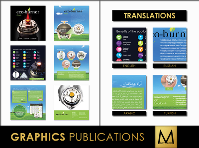 Design your brochure or document (7 pages)