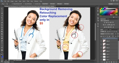 Remove 15 backgrounds from your photos