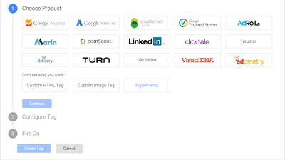 Implement Google Tag Manager into your Website