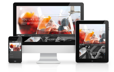 Convert any site to a complete responsive and mobile friendly site