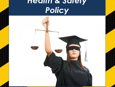 Write a full Health and Safety policy bespoke to your business WITH Supporting Forms