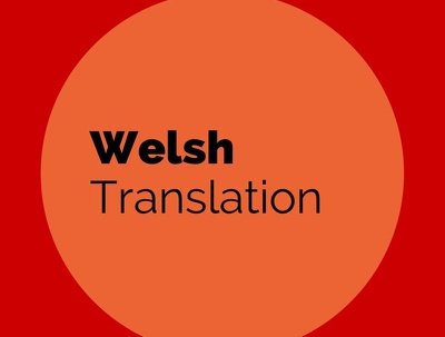 Provide a Welsh/English translation service
