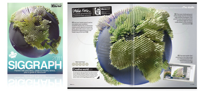 Make customized 3D magazine with