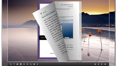 Convert  PDF, Word Document to an amazing flipbook or album for your images