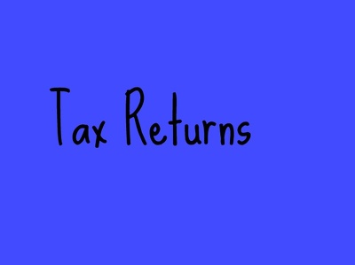 Complete sole trader tax return and accounts