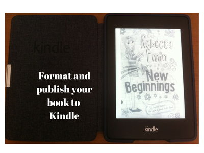 Format your book for Amazon KDP (Publishing for Kindle)