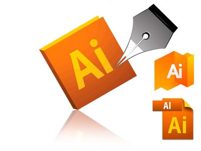 Edit, update or modify Adobe illustrator .ai, .EPS Files