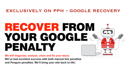 Do Google Manual Action Recovery: Google Penalty Recovery