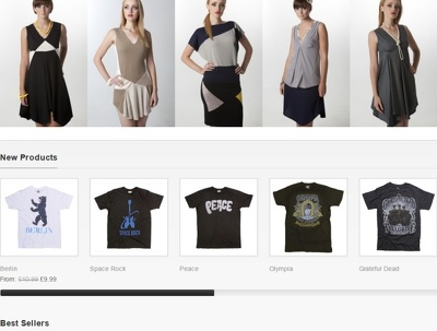 Products Listing on Wordpress WooCommerce
