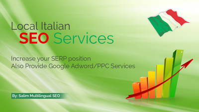 Build 10 Italian Social Backlinks