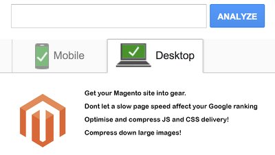 Improve your Magento website Google page speed test score