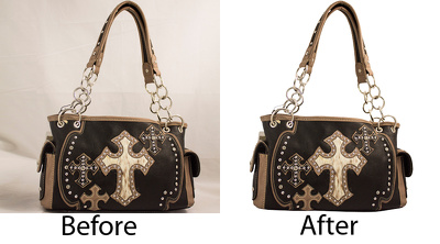 Do clipping path/ cut out your 50 images