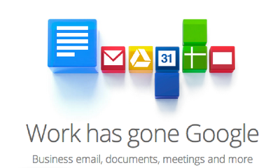 Move you to Cloud email with Google Apps for Work