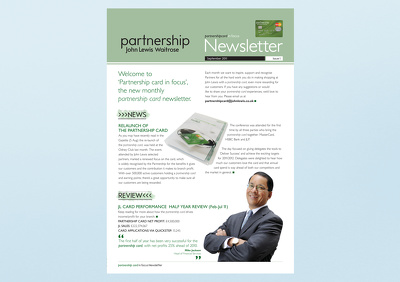 Design Newsletter / e-Newsletter for your business