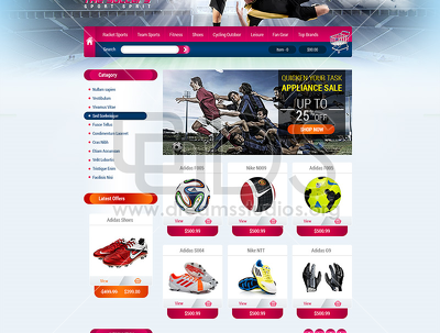 Design professional Responsive E-Commerce Website in Magento [Secure, Fast loading]