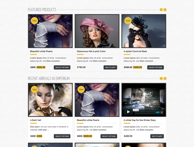 Design exclusive Online E-commerce Store  with CMS Development