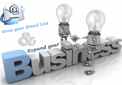 Collect a list of 100 active email leads
