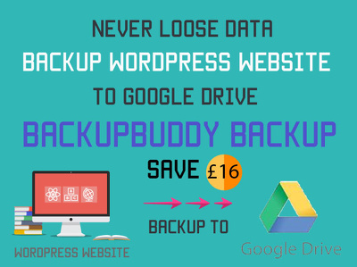 Install / configure BackupBuddy  backup  Wordpress website to Google Drive