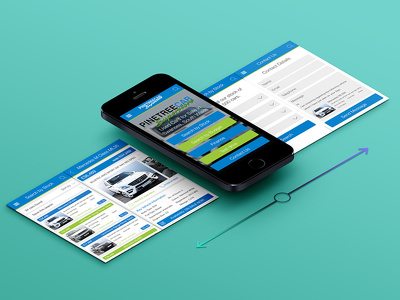Design an Amazing mobile UI Mockups ( iPhone / iOS / Android )