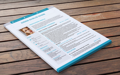 Design professional resume / CV/curriculum vitae and cover letter for you