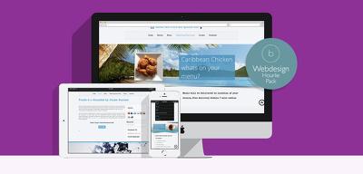 Design professional Wordpress website + Premium Logo +brand identity + SEO.