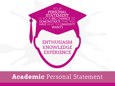 Write an impressive personal statement for your application