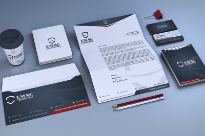 Design your stationary package with unlimited revisions