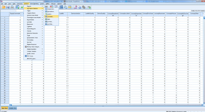 Teach you SPSS : decide what tests to use and how to interpret the output