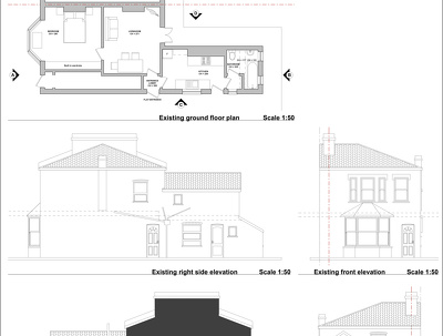 Draw plans for your house