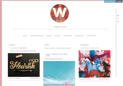 Create responsive tumblr theme or customize existing one