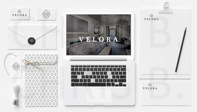 premium Branding Design (Logo+Business Card+Letterhead+More)