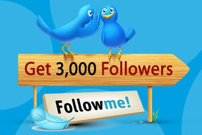 Add 3000+ HQ real  Twitter Followers to Boost your Social Media Marketing and PR