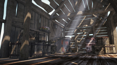 Create 3D environments