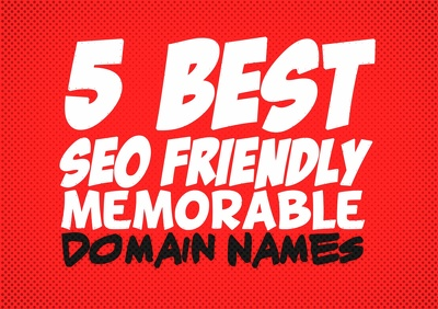 Brainstorm 5 AMAZING and Memorable, Business names or Website Domain Name ideas