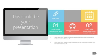 Make Amazing Fully Editable PowerPoint presentation