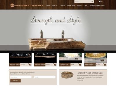 Design Woocommerce Website
