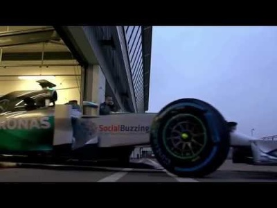 Put your company on the side of a Mercedes car. Join the thrill of Formula 1.