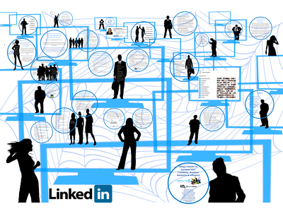 Add +500 connection for your LinkedIn account to Increase your Marketing Presence