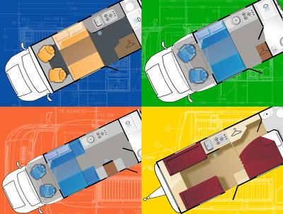 Create a professional floorplan graphic