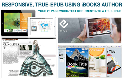 Create your eBook in ePub format from Word Document