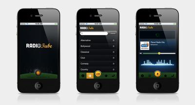 Design mobile app
